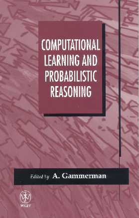 Computational Learning and Pobablistic Reasoning cover