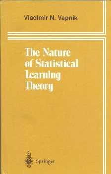 The Nature of Statistical Learning Theory cover